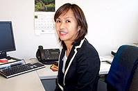 米国公認会計士 本郷 洋子