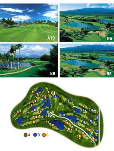 ハワイプリンス ゴルフクラブ ゴルフコース