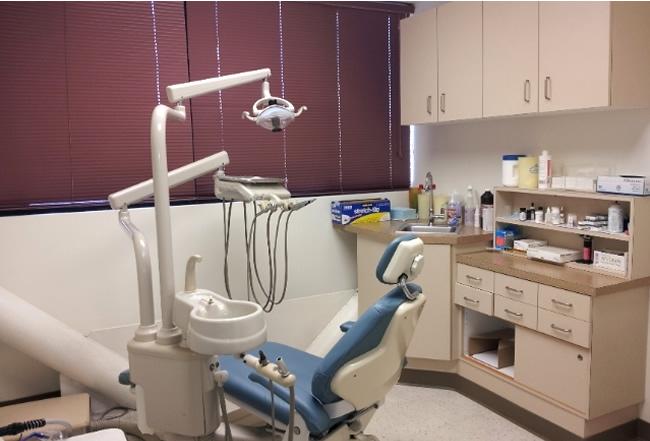 ィーン・大林歯科医院 診察室
