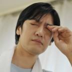 飛蚊症 -視界のなかのチカチカ