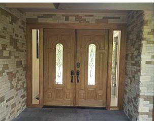 玄関周り改装例