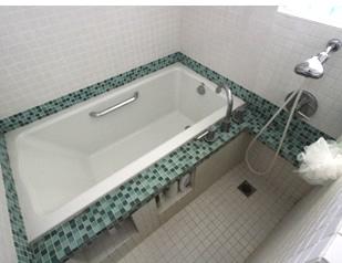 日本式バスルームへの改装例