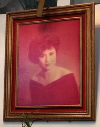 ランボーさんの肖像画