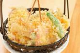 居酒屋大漁 海老と野菜の天麩羅