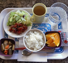 フジジャパンケアホームの食事