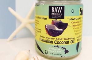 ココナッツオイルの正しい選び方