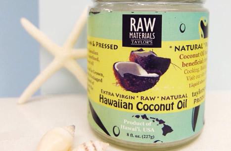 ハワイ島産 エクストラヴァージンココナッツオイル