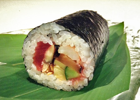 鉄板&寿司レストランKAIWA 恵方巻き