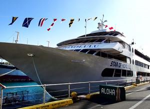 大人気クルーズ船で過ごす、とっておきのホリデープラン