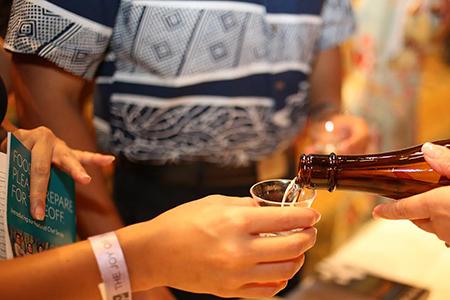 海外最大の日本酒イベント ジョイオブサケ