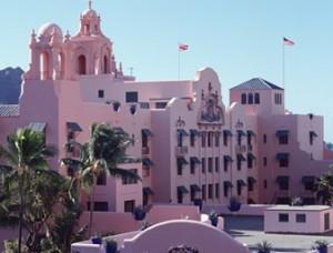 「太平洋のピンクパレス」の大晦日特別メニュー&イベント