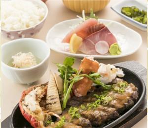 今月限定!人気和食屋「桜テラス」2月のスペシャルメニュー