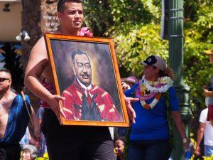 プリンス・クヒオ・パレードで「Aloha」の心を知る