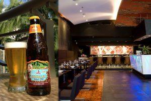 「カイワ鉄板&寿司」にハワイを感じるトロピカルビール入荷