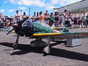 人気のラジコン航空ショーに行ってきました(ハワイ6月のイベント)