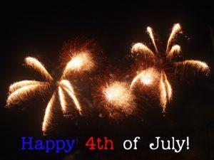 7月4日独立記念日ハワイの花火