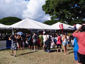 ハワイのイベント-9月(オキナワ・フェスティバル)