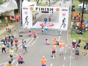 12月のハワイのイベント「ホノルル・マラソン」