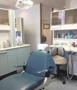 山田歯科医院 診察室
