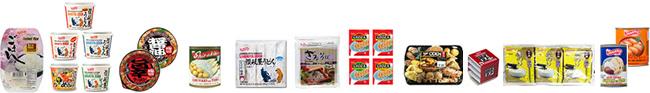 ウィスメタックアジアンフーズ 加工食品・インスタント・冷凍食品