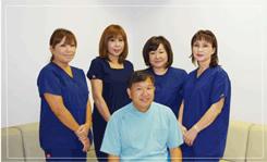 ホノルル歯科医院のスタッフ