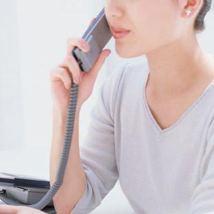 日本への国際電話