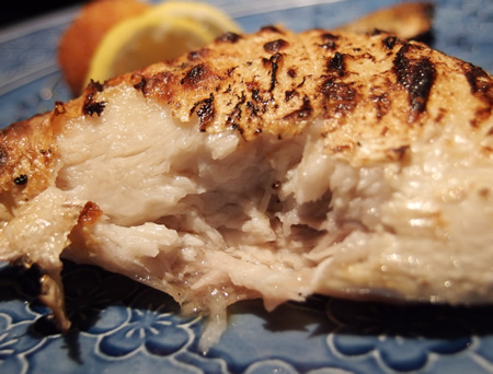 居酒屋がぜん 日替わりのスペシャル焼き魚