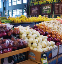 ハワイのスーパーとファーマーズマーケット