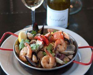 Harbor Seafood Skillet