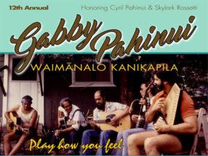4月20日ギャビーパヒヌイ・ワイマナロ・カニカピラ開催
