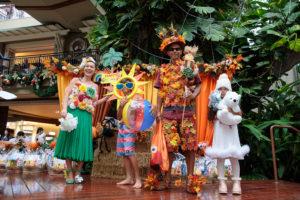 家族全員で楽しめるロイヤル・ハワイアンのハロウィンイベント!