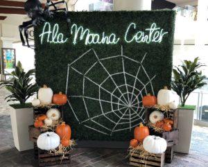 アラモアナセンターでハロウィンイベントを開催!