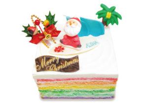 『クルクル』でクリスマスケーキの予約受付開始
