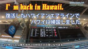 【アロハタウンTV vol.2】日本からハワイへ