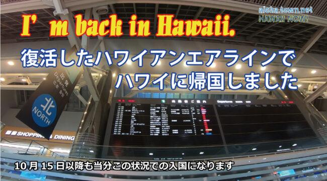 アロハタウンTV vol.2 日本からハワイへ