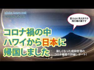 【アロハタウンTV vol.1】 ハワイから日本へ