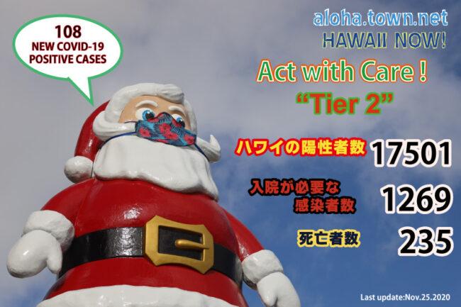 11月のハワイ 【明日はサンクスギビングデイ!】
