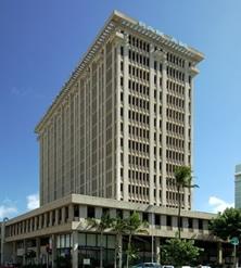 山田歯科医院はPAN AMビル13階にございます